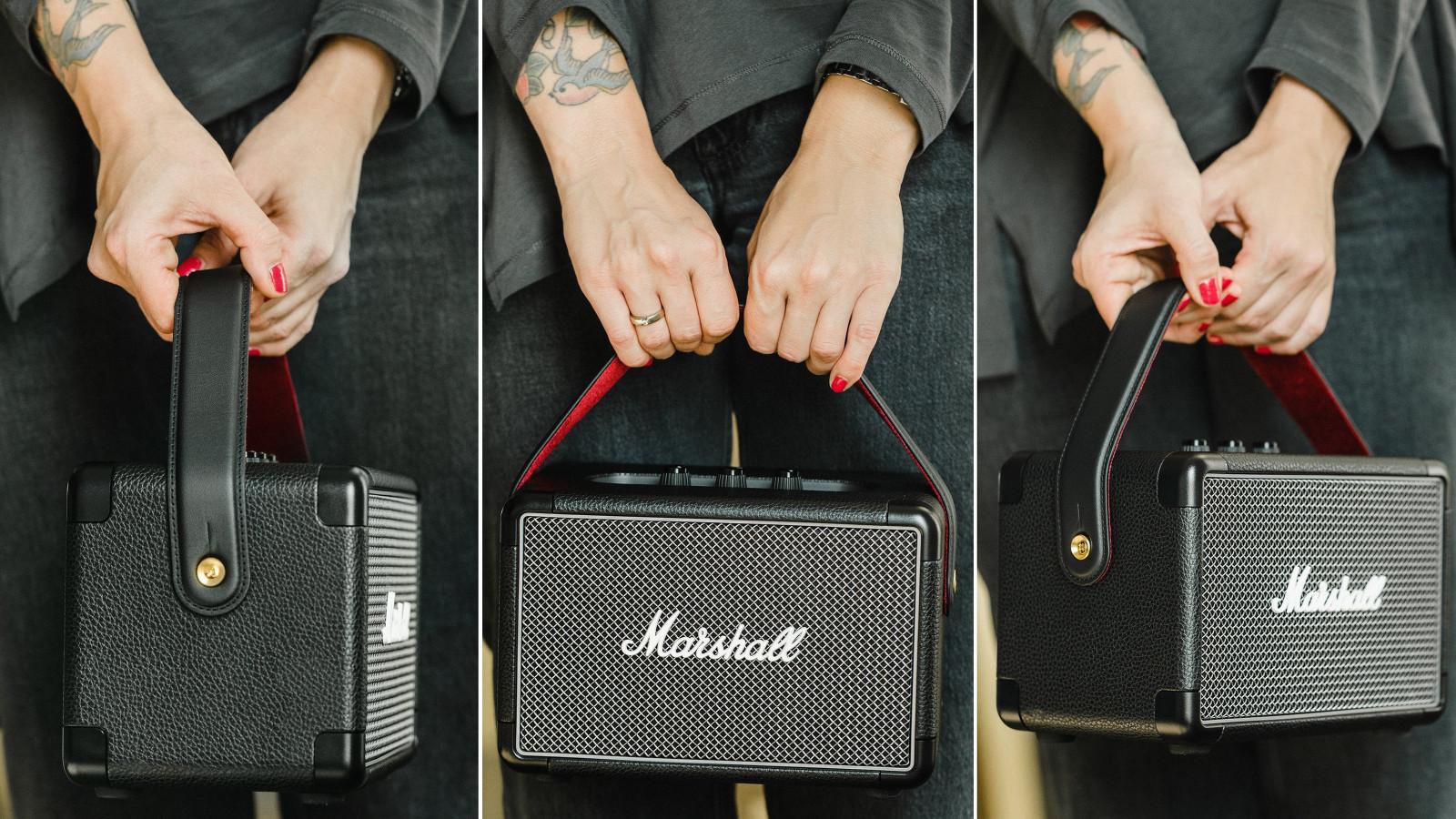 Belaidė kolonėlė Marshall Kilburn II, Audio equipment and instruments for  rent