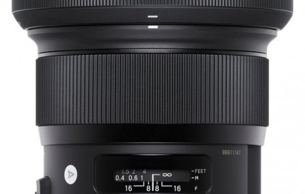Sigma 24mm f/1.4 DG Art Lens for Nikon