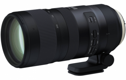 Tamron 70-200mm f2.8 SP Di VC USD G2