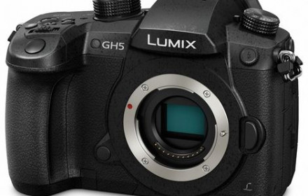Panasonic GH5 (4k video kamera)