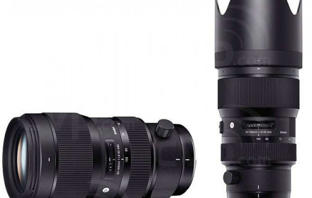 SIGMA 50-100mm f/1.8 DC HSM Art EF mount