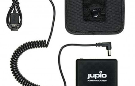 Jupio power bank 2vnt skirti Sony NPFW50