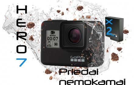 GoPro Hero7 Black nuoma