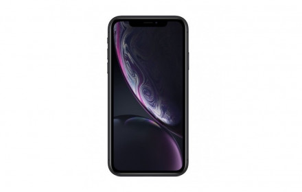 APPLE iPhone XR 64GB Black telefonas