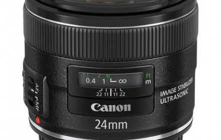 Canon EF 24 mm f2.8 IS USM