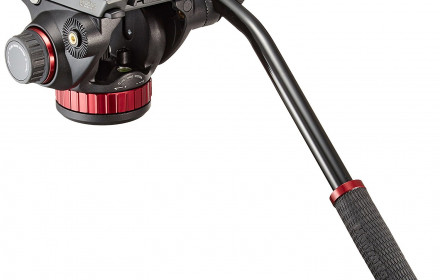 Manfrotto pro video head