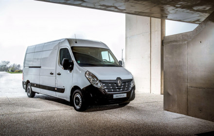 Renault Master nuoma