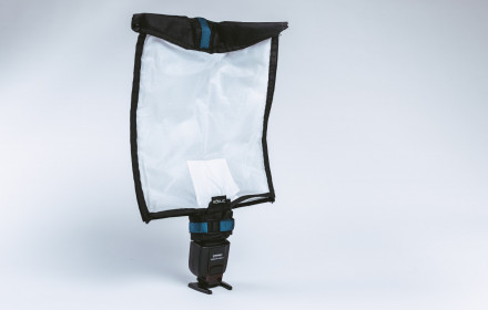 Rogue Flashbender Kit, Softbox Blykstei