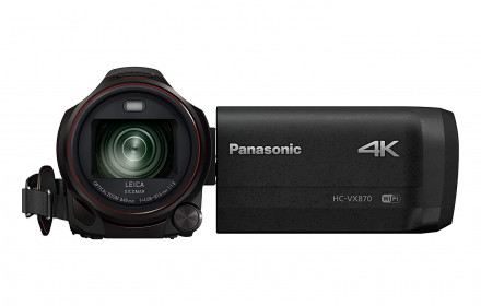 4k video kamera Panasonic HC-VX870