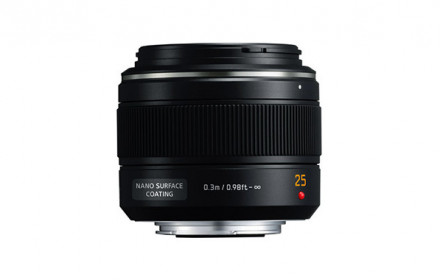 Panasonic Lumix 25mm F1.4