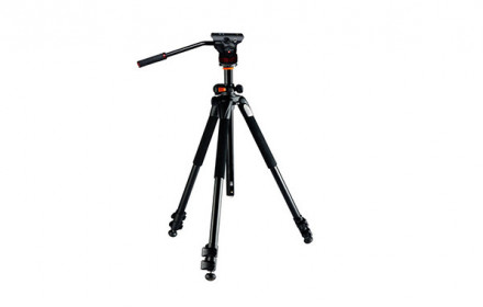 Vanguard Alta Pro 263AT & Manfrotto 502H