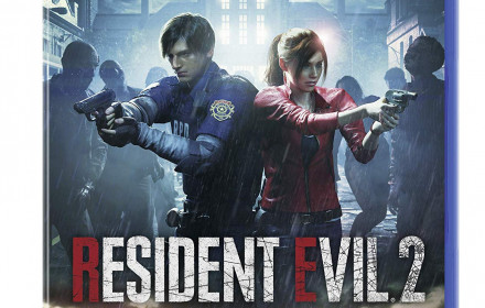Resident Evil 2 remake 2019 PS4