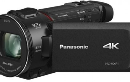 4k video kamera Panasonic HC-VXF1