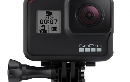 GoPro 7 Black 64gb4K