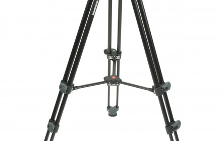 Manfrotto trikojis su video galva