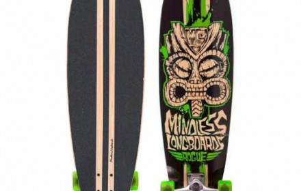 LONGBOARDAS MINDLESS Rogue Tribal 2