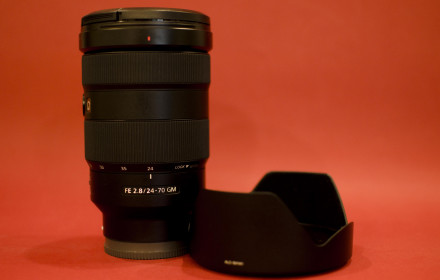 Sony FE 24-70mm F2.8 GM Nuoma