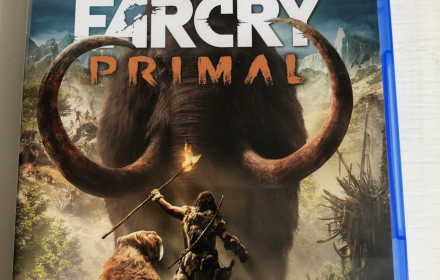 PS4 zaidimas (zaidimai) Far Cry Primal