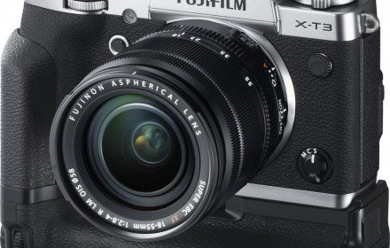 FUJIFILM X-T3 WITH 18-55MM/BATTERY GRIP