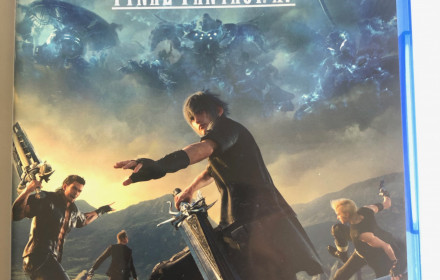 PS4 zaidimas (zaidimai) Final Fantasy 15