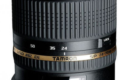 Tamron SP 24-70mm F/2.8 Di VC USD Nikon