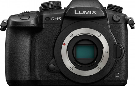 Panasonic GH5 su V-log