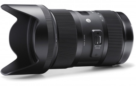 Sigma 18-35mm f/1.8 DC HSM Art for Canon