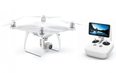 DJI Phantom 4 Advanced plius