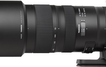Tamron SP 70-200mm 2.8 Di VC USD G2