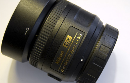 Nikkor 35mm 1.8G DX
