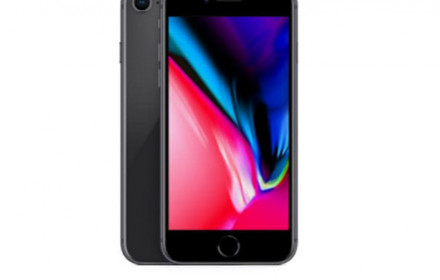 APPLE iPhone 8 64GB Space telefonas