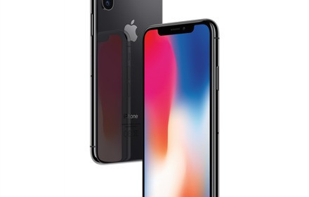 APPLE iPhone X 256GB telefonas