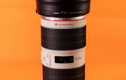 Canon 70-200 2.8 IS II