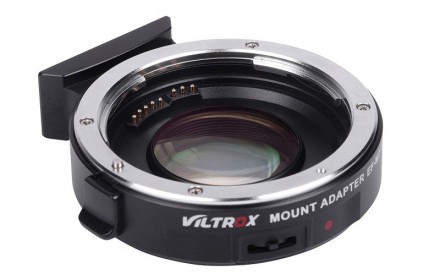 Viltrox EF-M2 II M4/3 Speed Booster