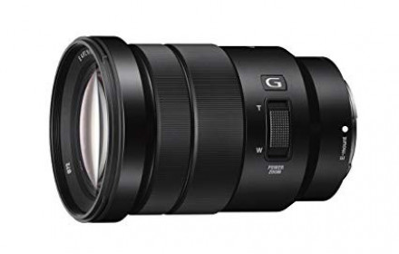Sony E 18-105mm F4 G OSS