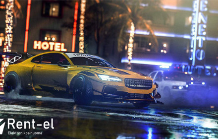 NFS HEAT PS4 Playstation 4