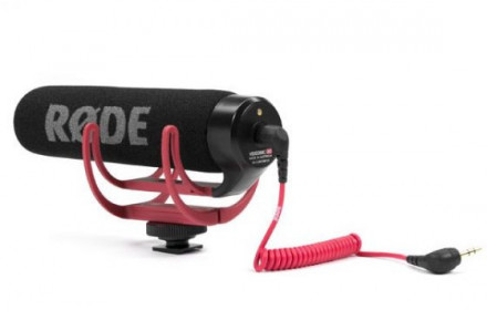Rode VideoMic GO - Shotgun kryptinis mic