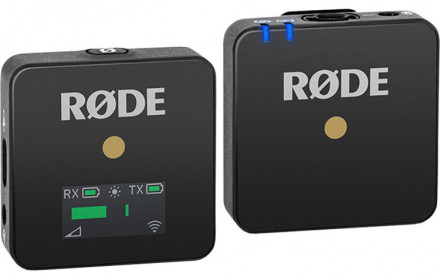 Rode Wireless Go Lavalier