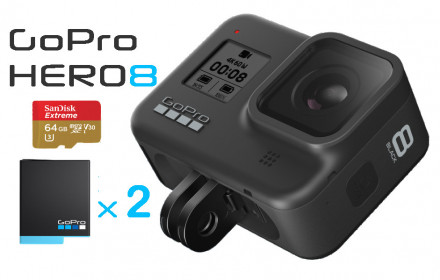 GoPro Hero 8 Black Nuoma