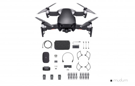 DJI Mavic Air Fly More Combo (BLACK)