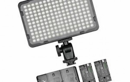 Neewer 176 led lempa