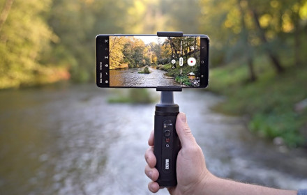 STABILIZATORIUS ZHIYUN SMOOTH Q2