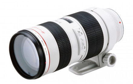 Canon 70-200mm f2.8L IS USM