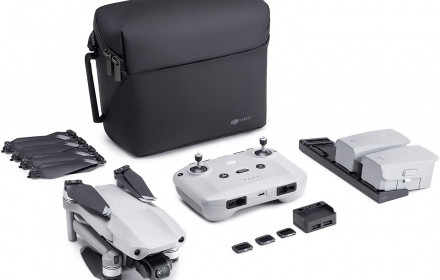 DJI Mavic Air 2 Fly More Combo dronas