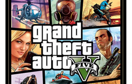 Žaidimas PS4 Grand Theft Auto V Premium