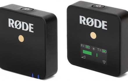 Rode Wireless GO su Lav mikrofonu
