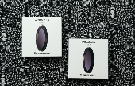 Freewell Variable ND 77mm Filtrai