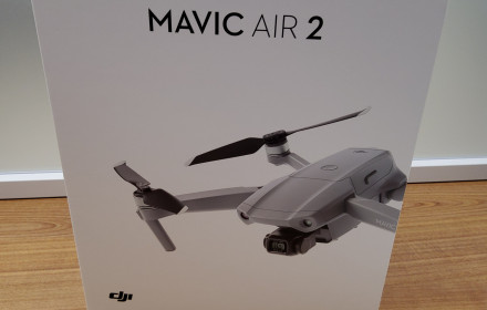 Dronas Dji Mavic Air2
