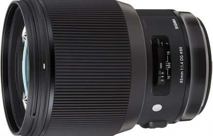 SIGMA 85MM F1.4 DG HSM ART (CANON)