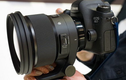 Sigma 105mm f/1.4 DG HSM ART Canon